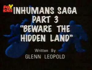 Fantastic Four (1994 animated series) Season 2 4 Screenshot
