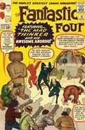 Fantastic Four Vol 1 15 Vintage