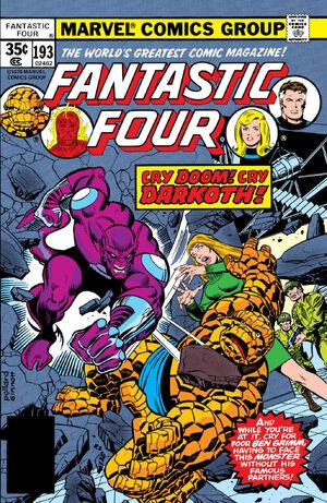 Fantastic Four Vol 1 193