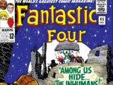 Fantastic Four Vol 1 45