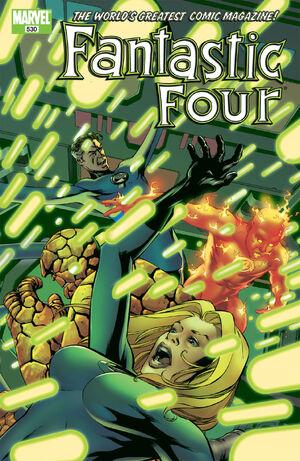 Fantastic Four Vol 1 530