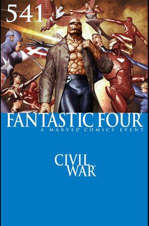 Fantastic Four Vol 1 541