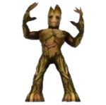 Groot (Earth-91119) from Super Hero Squad Online 001