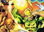 Heroes for Hire (Earth-9411) Marvel Heroes (UK) Vol 1 32