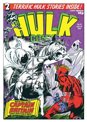 Hulk Comic (UK) Vol 1 20