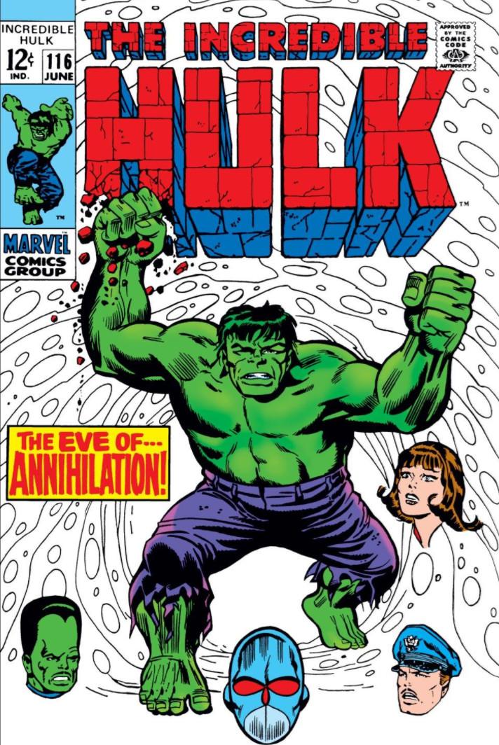 Incredible Hulk Vol 1 116