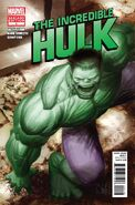 Incredible Hulk Vol 3 1 Portacio Variant