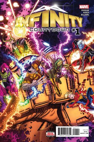 Infinity Countdown Vol 1 1