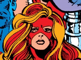 Jean Grey (Earth-691) from Guardians of the Galaxy Vol 1 9 0001