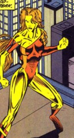 Jennifer Burke (Earth-616) from Nightwatch Vol 1 5 001