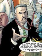 John Jonah Jameson (Earth-58163) from Spider-Man House of M Vol 1 1 0001