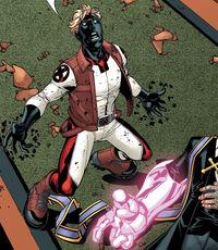 Joshua Foley (Earth-616) from New X-Men Vol 2 27 0001