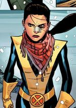 Katherine Pryde (Earth-616) from Marauders Vol 1 001