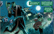 Kl'rt (Earth-616), Jazinda Kl'rt-Spawn (Earth-616), and Sarnogg (Earth-616) from She-Hulk Vol 2 33 001