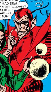Kro (Earth-616) from Captain America Comics Vol 1 1 001