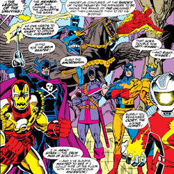 Legion of the Unliving (Kang) (Earth-616) from Avengers West Coast Vol 2 61 001