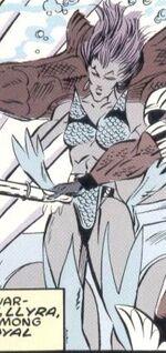 Llyra Morris (Earth-9966) from Fantastic Four Unlimited Vol 1 6