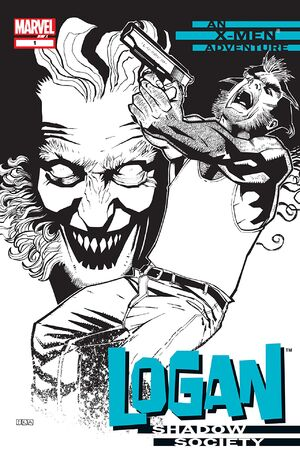 Logan Shadow Society Vol 1 1