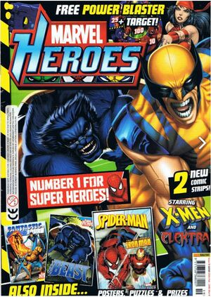 Marvel Heroes (UK) Vol 1 19