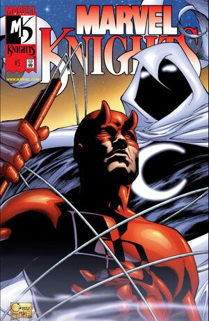 Marvel Knights Vol 1 5