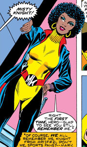 Mercedes Knight (Earth-616) from Iron Fist Vol 1 1 001