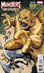 Monsters Unleashed Vol 2 1 Midtown Comics Exclusive Variant