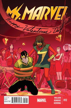 Ms. Marvel Vol 3 12