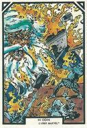 Odin Borson (Earth-616) from Arthur Adams Trading Card Set 0001