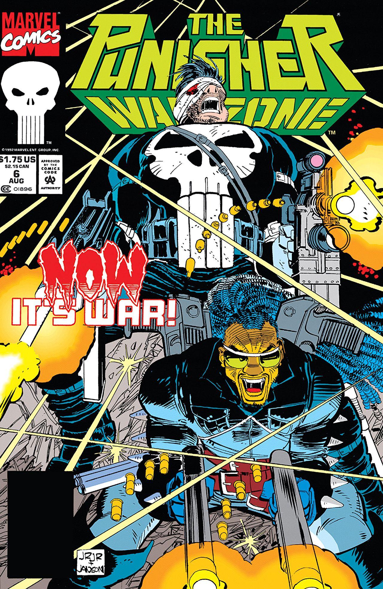 The Punisher War Zone Stream