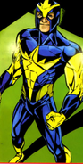 Richard Rider (Earth-616) from New Warriors Vol 2 1 0001