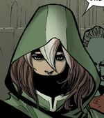 Rogue (Anna Marie) (Earth-26111) from Uncanny Avengers Vol 1 8AU 0001