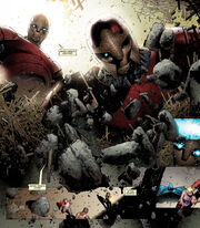 Sentinels from House of M Vol 1 4 0001
