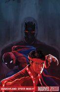 Shadowland Spider-Man Vol 1 1 Textless