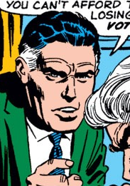 Smith (Advisor) (Earth-616) from Tales of Suspense Vol 1 85 001