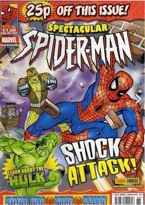 Spectacular Spider-Man (UK) Vol 1 88