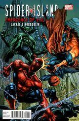 Spider-Island: Emergence of Evil - Jackal & Hobgoblin Vol 1 1