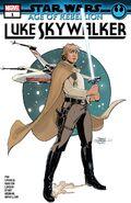 Star Wars Age of Rebellion - Luke Skywalker Vol 1 1