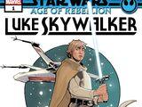Star Wars: Age of Rebellion - Luke Skywalker Vol 1 1