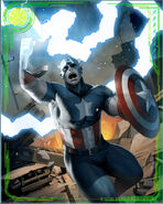 Steven Rogers (Earth-616) from Marvel War of Heroes 011