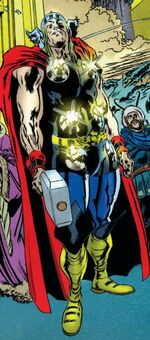 Thor Odinson (Earth-53101) from Thor First Thunder Vol 1 5 0001