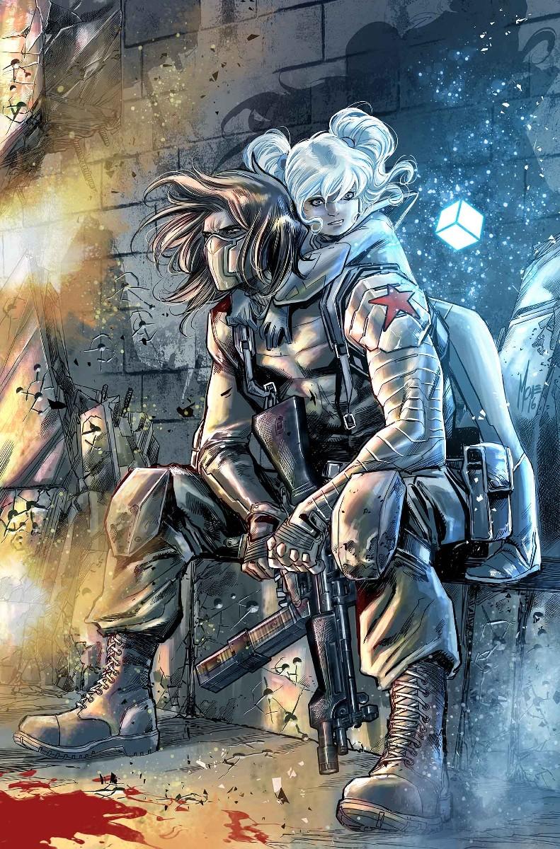 James Buchanan Barnes (Earth-616)