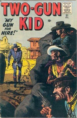 Two-Gun Kid Vol 1 51