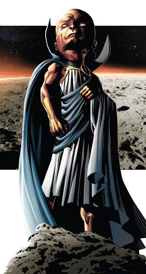 Uatu (Earth-616) from Original Sin Vol 1 1 001