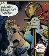 Wanda Zatara (Earth-9602) from Doctor Strangefate Vol 1 1 009