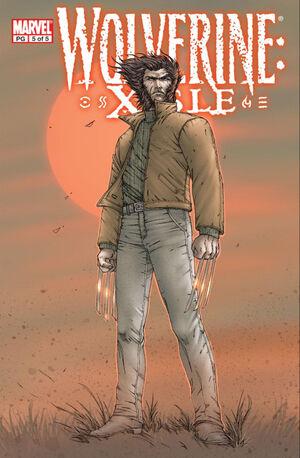 Wolverine Xisle Vol 1 5