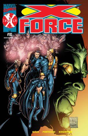 X-Force Vol 1 103