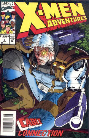 X-Men Adventures Vol 1 8