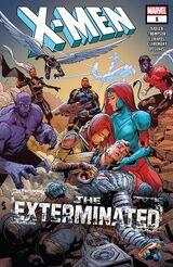 X-Men: The Exterminated Vol 1 1