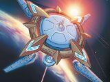 Alpha Flight Low-Orbit Space Station