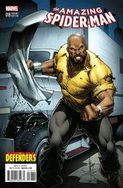 Amazing Spider-Man Vol 4 18 Defenders Variant